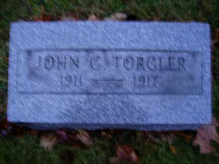 TORGLER, JOHN GEISER - Tuscarawas County, Ohio | JOHN GEISER TORGLER - Ohio Gravestone Photos