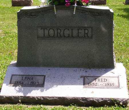 LANG TORGLER, LENA - Tuscarawas County, Ohio | LENA LANG TORGLER - Ohio Gravestone Photos