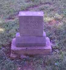 TRUAX, THOMAS - Tuscarawas County, Ohio | THOMAS TRUAX - Ohio Gravestone Photos