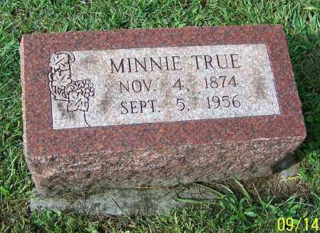 GERMAN, MINNIE - Tuscarawas County, Ohio | MINNIE GERMAN - Ohio Gravestone Photos