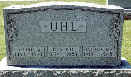 UHL, SELDON S. - Tuscarawas County, Ohio | SELDON S. UHL - Ohio Gravestone Photos