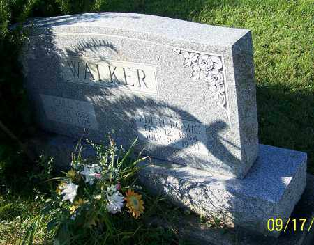 WALKER, EDITH ROMIG - Tuscarawas County, Ohio | EDITH ROMIG WALKER - Ohio Gravestone Photos