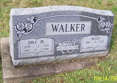 WALKER, DALE M. - Tuscarawas County, Ohio | DALE M. WALKER - Ohio Gravestone Photos