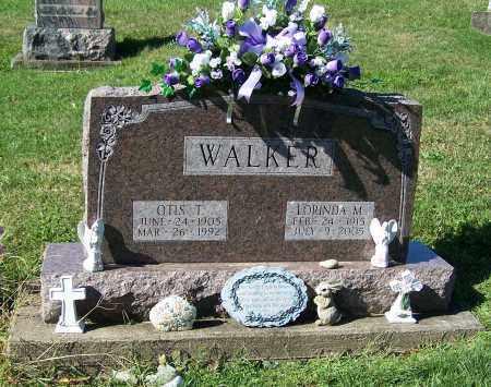 WALKER, LORINDA M. - Tuscarawas County, Ohio | LORINDA M. WALKER - Ohio Gravestone Photos