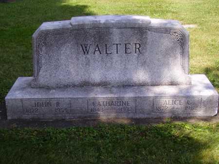 ROTH WALTER, CATHERINE - Tuscarawas County, Ohio | CATHERINE ROTH WALTER - Ohio Gravestone Photos