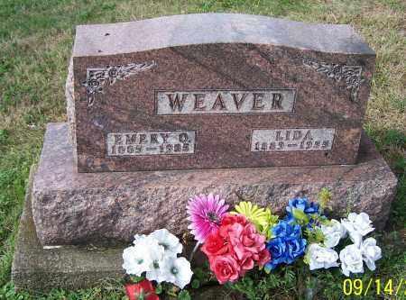 WEAVER, EMERY O. - Tuscarawas County, Ohio | EMERY O. WEAVER - Ohio Gravestone Photos