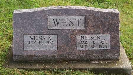 WEST, NELSON C. - Tuscarawas County, Ohio   NELSON C. WEST - Ohio Gravestone Photos