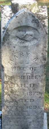 WHERLEY, MARY A - Tuscarawas County, Ohio | MARY A WHERLEY - Ohio Gravestone Photos