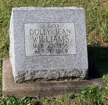 WILLIAMS, DOLLY JEAN - Tuscarawas County, Ohio | DOLLY JEAN WILLIAMS - Ohio Gravestone Photos