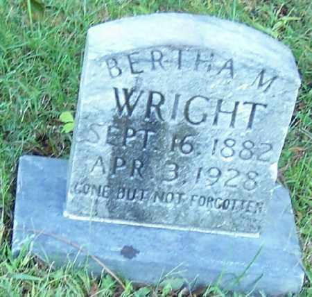 COLAR WRIGHT, BERTHA M. - Tuscarawas County, Ohio | BERTHA M. COLAR WRIGHT - Ohio Gravestone Photos