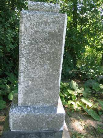 ABBOTT, HANNAH - Union County, Ohio | HANNAH ABBOTT - Ohio Gravestone Photos