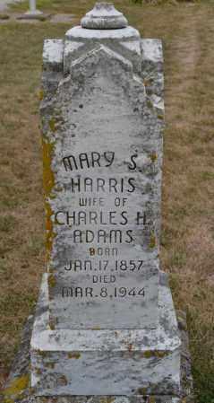 ADAMS, CHARLES H. - Union County, Ohio | CHARLES H. ADAMS - Ohio Gravestone Photos
