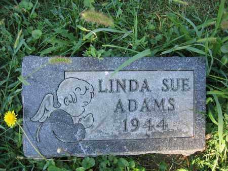 ADAMS, LINDA SUE - Union County, Ohio | LINDA SUE ADAMS - Ohio Gravestone Photos