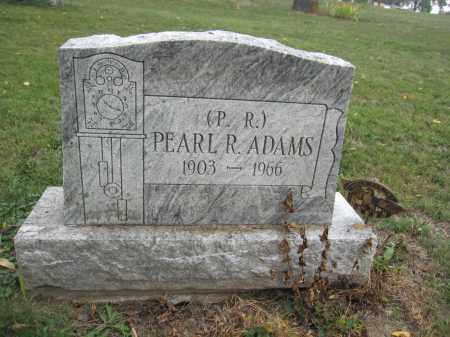 ADAMS, PEARL R. - Union County, Ohio | PEARL R. ADAMS - Ohio Gravestone Photos