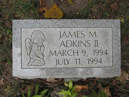 ADKINS, JAMES M. - Union County, Ohio | JAMES M. ADKINS - Ohio Gravestone Photos