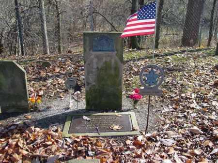 AMRINE, ABRAHAM - Union County, Ohio   ABRAHAM AMRINE - Ohio Gravestone Photos