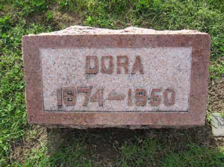 AMRINE, DORA - Union County, Ohio   DORA AMRINE - Ohio Gravestone Photos