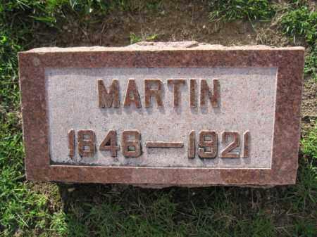 AMRINE, JAMES MARTIN - Union County, Ohio   JAMES MARTIN AMRINE - Ohio Gravestone Photos