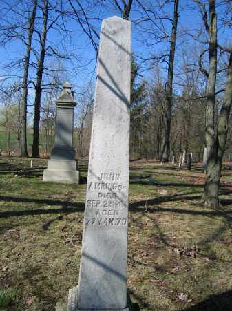 AMRINE, JOHN SR. - Union County, Ohio | JOHN SR. AMRINE - Ohio Gravestone Photos