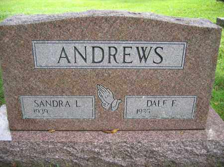 ANDREWS, DALE F. - Union County, Ohio | DALE F. ANDREWS - Ohio Gravestone Photos