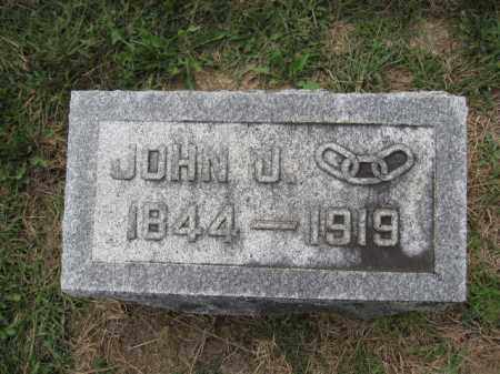 ANDREWS, JOHN J. - Union County, Ohio | JOHN J. ANDREWS - Ohio Gravestone Photos