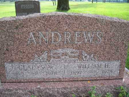 ANDREWS, WILLIAM H. - Union County, Ohio   WILLIAM H. ANDREWS - Ohio Gravestone Photos