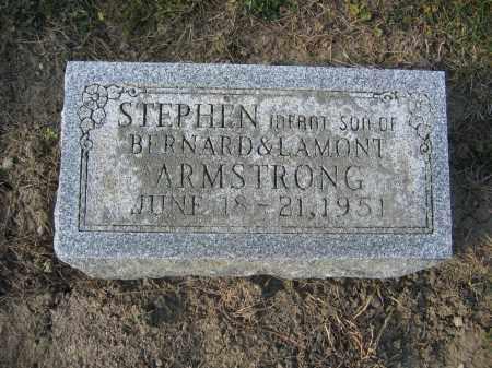ARMSTONG, STEPHEN - Union County, Ohio | STEPHEN ARMSTONG - Ohio Gravestone Photos
