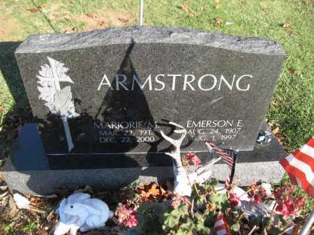 ARMSTRONG, MARJORIE M. - Union County, Ohio | MARJORIE M. ARMSTRONG - Ohio Gravestone Photos