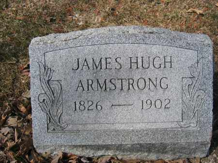 ARMSTRONG, JAMES HUGH - Union County, Ohio   JAMES HUGH ARMSTRONG - Ohio Gravestone Photos