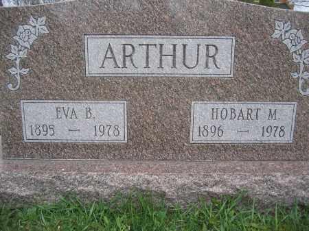 ARTHUR, HOBART M. - Union County, Ohio   HOBART M. ARTHUR - Ohio Gravestone Photos