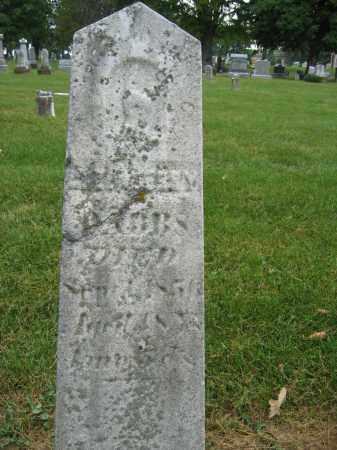 BABBS, GREENBERRY - Union County, Ohio   GREENBERRY BABBS - Ohio Gravestone Photos
