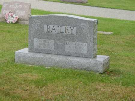 BAILEY, DON MELVIN - Union County, Ohio | DON MELVIN BAILEY - Ohio Gravestone Photos