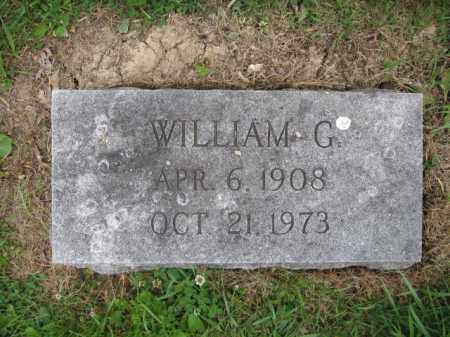 BAKER, WILLIAM G. - Union County, Ohio | WILLIAM G. BAKER - Ohio Gravestone Photos