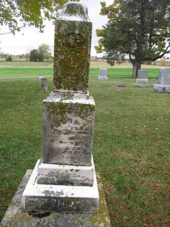 BALDWIN, INFANT SON - Union County, Ohio | INFANT SON BALDWIN - Ohio Gravestone Photos