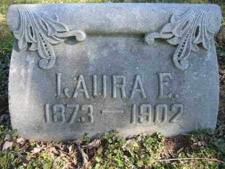 BALLINGER, LAURA E. - Union County, Ohio | LAURA E. BALLINGER - Ohio Gravestone Photos