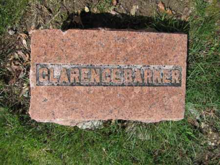BARKER, CLARENCE - Union County, Ohio | CLARENCE BARKER - Ohio Gravestone Photos