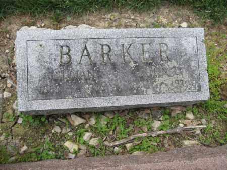 BARKER, JOHN - Union County, Ohio | JOHN BARKER - Ohio Gravestone Photos