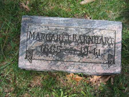BARNHART, MARGARET - Union County, Ohio | MARGARET BARNHART - Ohio Gravestone Photos