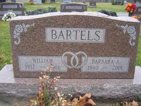 BARTELS, BARBARA A. - Union County, Ohio | BARBARA A. BARTELS - Ohio Gravestone Photos