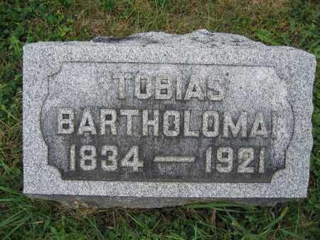 BARTHOLOMAI, TOBIAS - Union County, Ohio | TOBIAS BARTHOLOMAI - Ohio Gravestone Photos