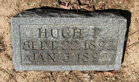 BAUGHMAN, HUGH T. - Union County, Ohio | HUGH T. BAUGHMAN - Ohio Gravestone Photos