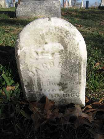 BAUGHMAN, JACOB A. - Union County, Ohio | JACOB A. BAUGHMAN - Ohio Gravestone Photos