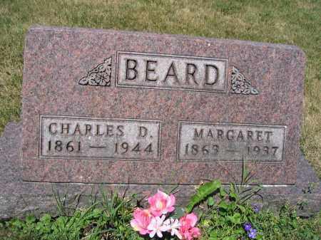 BEARD, MARGARET - Union County, Ohio | MARGARET BEARD - Ohio Gravestone Photos