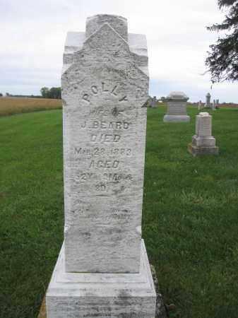 BEARD, POLLY - Union County, Ohio | POLLY BEARD - Ohio Gravestone Photos