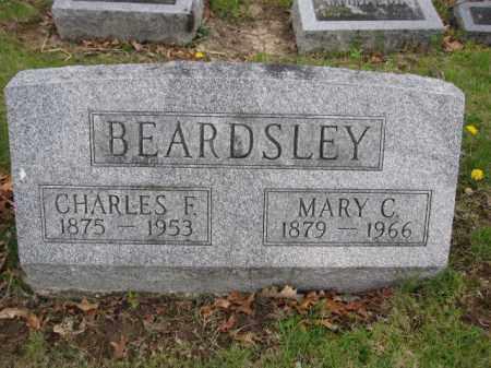 BEARDSLEY, CHARLES F. - Union County, Ohio | CHARLES F. BEARDSLEY - Ohio Gravestone Photos