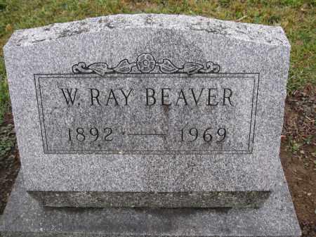 BEAVER, WILLIAM RAY - Union County, Ohio   WILLIAM RAY BEAVER - Ohio Gravestone Photos