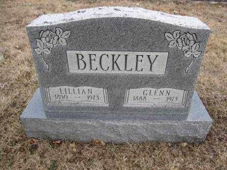 BECKLEY, GLENN - Union County, Ohio | GLENN BECKLEY - Ohio Gravestone Photos