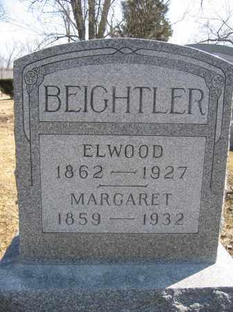 BEIGHTLER, ELWOOD - Union County, Ohio | ELWOOD BEIGHTLER - Ohio Gravestone Photos