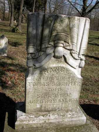 BEIGHTLER, NANCY - Union County, Ohio | NANCY BEIGHTLER - Ohio Gravestone Photos