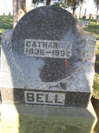 BELL, CATHARINE - Union County, Ohio | CATHARINE BELL - Ohio Gravestone Photos